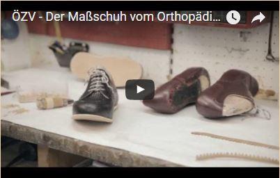 ÖZV – Der Maßschuh vom Orthopädieschuhmacher