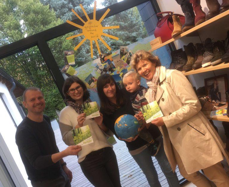 Gewinner von der großen Sommerchallenge #geyreckeraroundtheworld