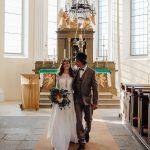 Hochzeit mit Schuhen vom Hause Geyrecker!