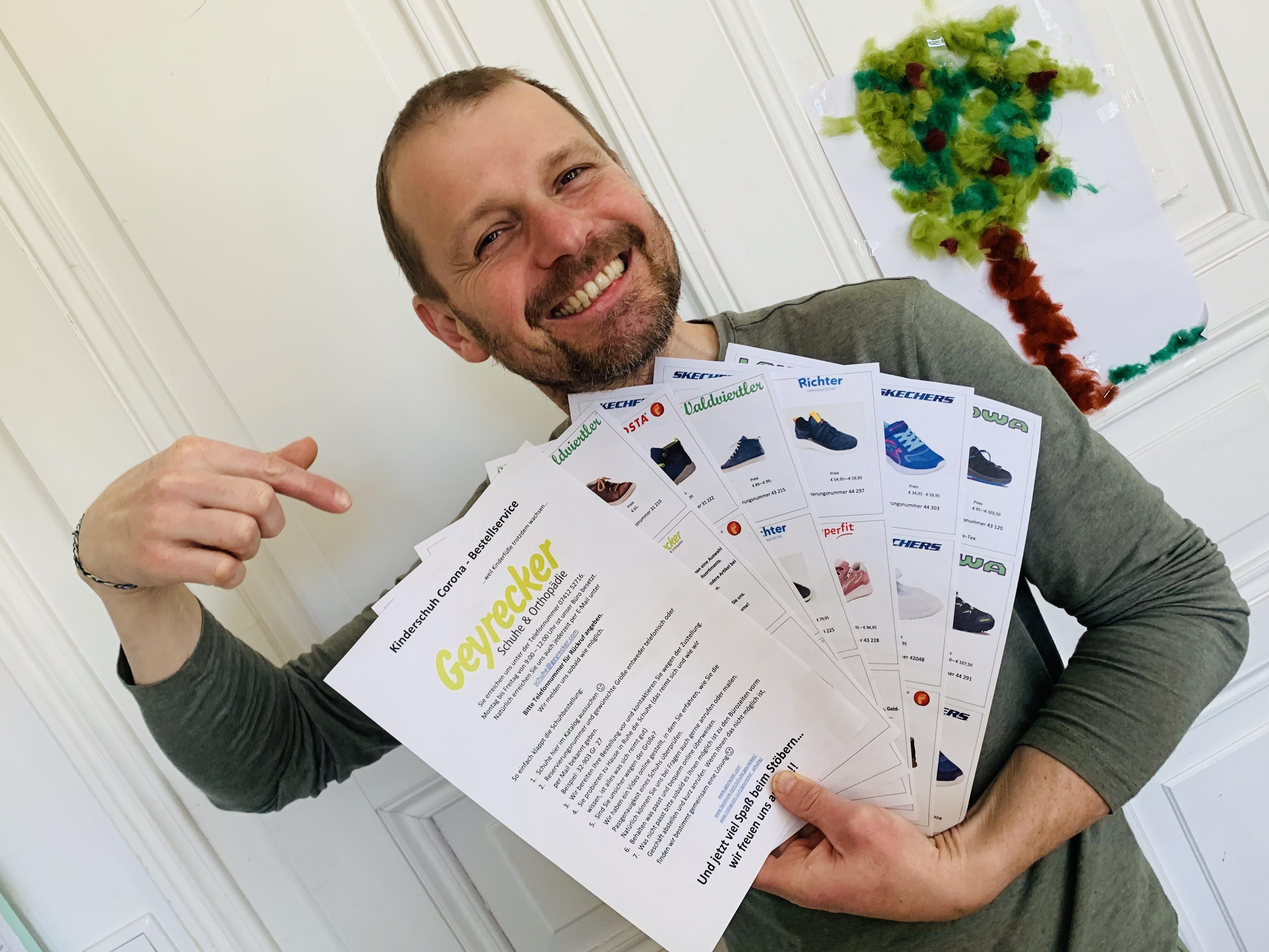Kinderschuh Katalog
